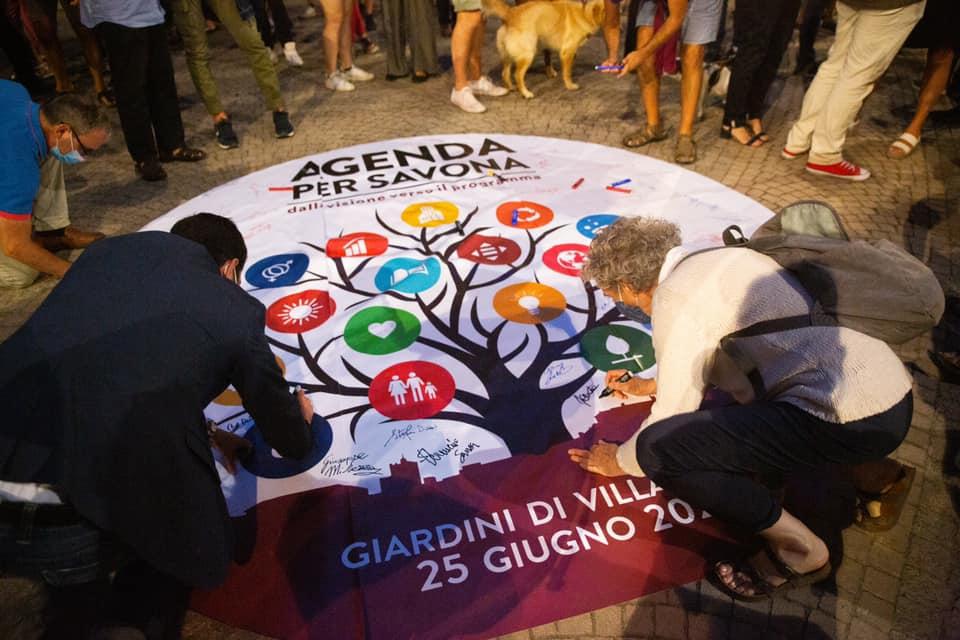 Agenda per Savona: tutti a raccolta, con un evento lungo una settimana.
